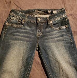 NWOT Miss Me skinny jeans!